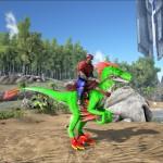 Yoshi Raptor
