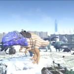 American Giganotosaurus