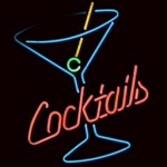 Bar Sign – Cocktails
