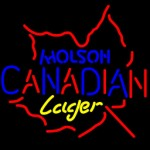 Bar Sign – Molson Canadian