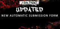 Submission Form Update