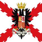 Old Burgundy Flag