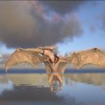 Striped Pteranodon