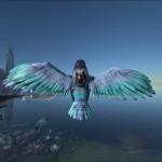 Sky Blue / Purple Argent