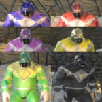 Power Rangers [Full Set]