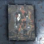 Deadpool Mural