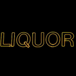 Bar Sign – Liquor