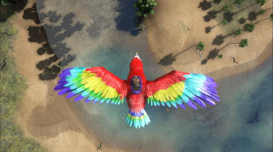 Parrot   ARK:Paint   The Best Paint ARK Warpaint ARK ...