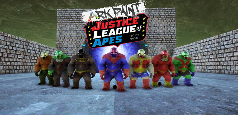 justice league of apes