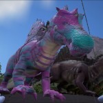 Spino Pink Camo
