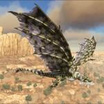 Desert Camo Poison Wyvern