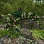 Forest Camo Allosaurus