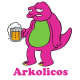 Arkolicos' flag