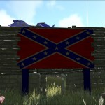 Confederate Billboard