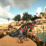 Freddy Krueger Therizinosaurus