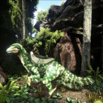 Forest Camo Therizinosaurus