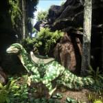 Forest Camo Therizinosaurus