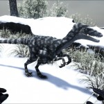 Snow Camo Troodon