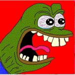 Angry Pepe