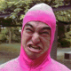 Filthy Frank as Pink Guy