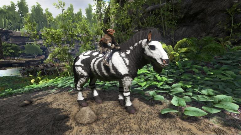 Equus Ark The Island