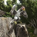 Chicken Microraptor