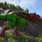 colorful rex