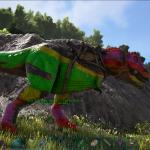 colorful rex