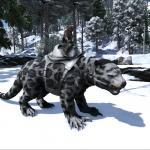 Snow Leopard Thylacoleo