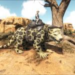 Desert Leopard Thylacoleo