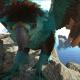Blue Tropic Griffin