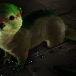Raphael Teenage Mutant Ninja Otter