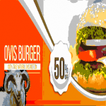 Ovis Burger 50% OFF