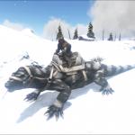 Snow Camo Megalania