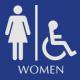 Restroom – Womens