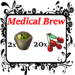 Recipe-Medical Brew