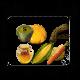 Recipe-Sweet Vegetable Cake