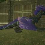 Dragon drake morado