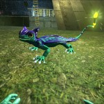 Flashy Gecko