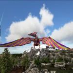 RGB Pteranodon