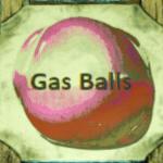 Gas Balls Item Organizer
