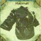 Hazmat Suit Item Organizer