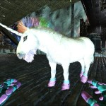 color unicorn
