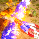 American Flag Phoenix