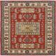 Kazak Carpet – Shag Rug (256×256)