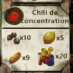 recette du chili