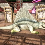 Dimetrodon Swamp