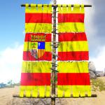 Aragonese Flag